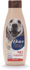 Oster Oatmeal Essentials 4-in-1 Shampoo for Dog