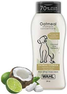 Wahl's Flea and Tick Shampoo