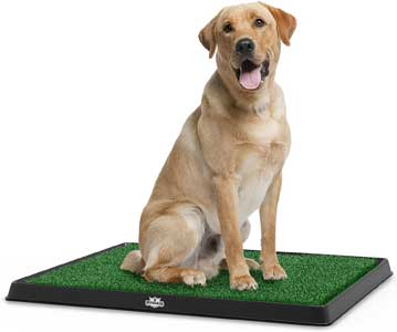 Artificial grass bathroom mat