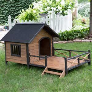 Large Dog House Lodge