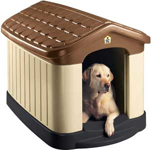 Pet Zone Our Pets Tuff-N-Rugged House