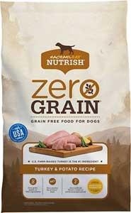 Rachael Ray Nutrish Zero Grain Natural Turkey Dry Dog Food
