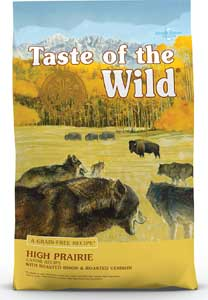 Taste of the Wild High Protein Dry Dog Food